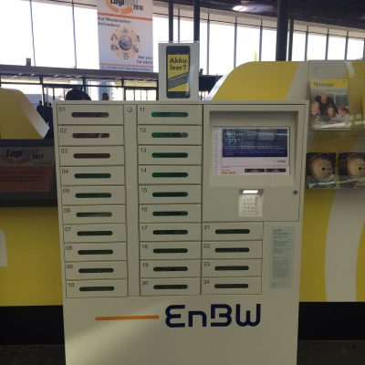 Lockstation XXL, ENBW